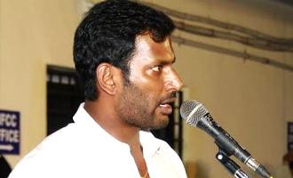 திரைப்படத்துறை வேலைநிறுத்தம்: விஷால் எடுத்த அதிரடி முடிவு