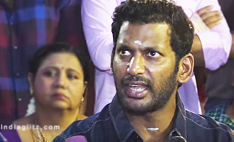Kamal has the right to voice out his opinion ; I will stand by him : Vishal Speech