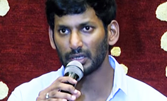 No more FAKE 100 Crores Box Office Collection News : Vishal Speech