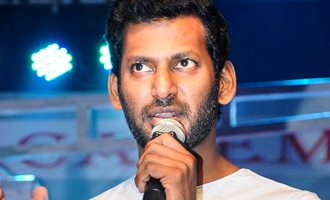 Vishal's action to bring down movie ticket prices