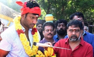 Vishal-Linguswamy begin again