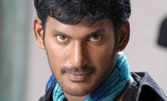 Vishal's triple role in a MGR title - Exciting details