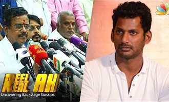 Why Vishal was suspended from Producers Council : Secretary