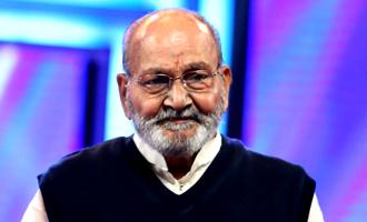 இயக்குனர் கே.விஸ்வநாத் அவர்களுக்கு இந்திய அரசின் மிகப்பெரிய விருது