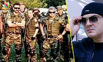 Ajith and Vivek Oberoi characters in 'Vivegam' revealed