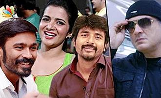 Celebrities reaction to Thala Ajith's Vivegam Teaser