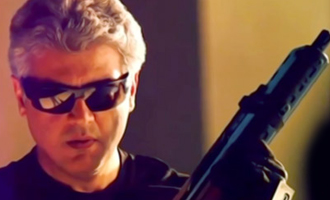 Is this the story of Thala Ajith's 'Vivegam'?