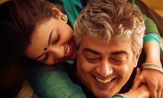 Time of 'Vivegam' third single track release?