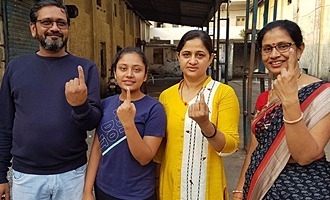68% cast votes in first-phase of polling in Gujarat