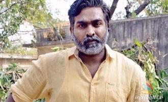 Vijay Sethupathi's request to people regarding 'Mersal'