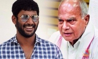 Vishal to meet Governor regarding his nomination