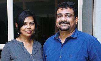 Pushkar & Gayathri @ 15th Chennai International Film Festival