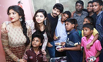 'Yemaali' Team Children's Day Celebration