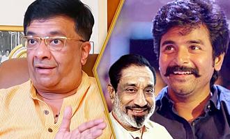 From Sivaji to Sivakarthikeyan : YG Mahendran Interview about Velaikkaran