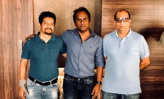 'Vikram Vedha' 'Tamil Padam 2' producer joins hands with a huge Conglomerate