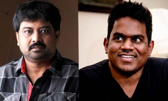 Linguswamy and Yuvan Shankar Raja begin afresh after four years