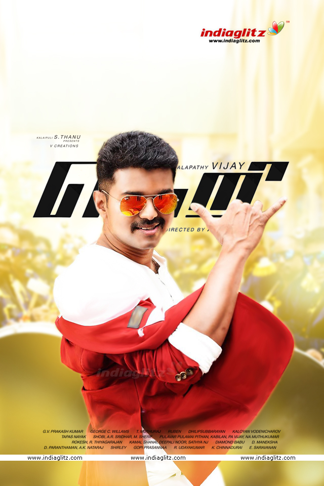 IndiaGlitz - Tamil Movies - Theri Wallpapers