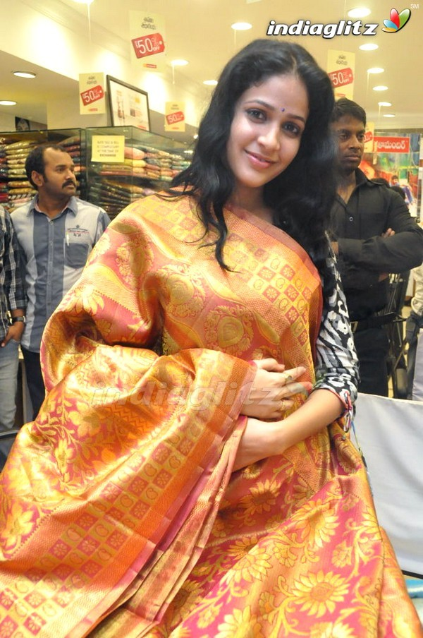 Lavanya tripathi in andala rakshasi movie
