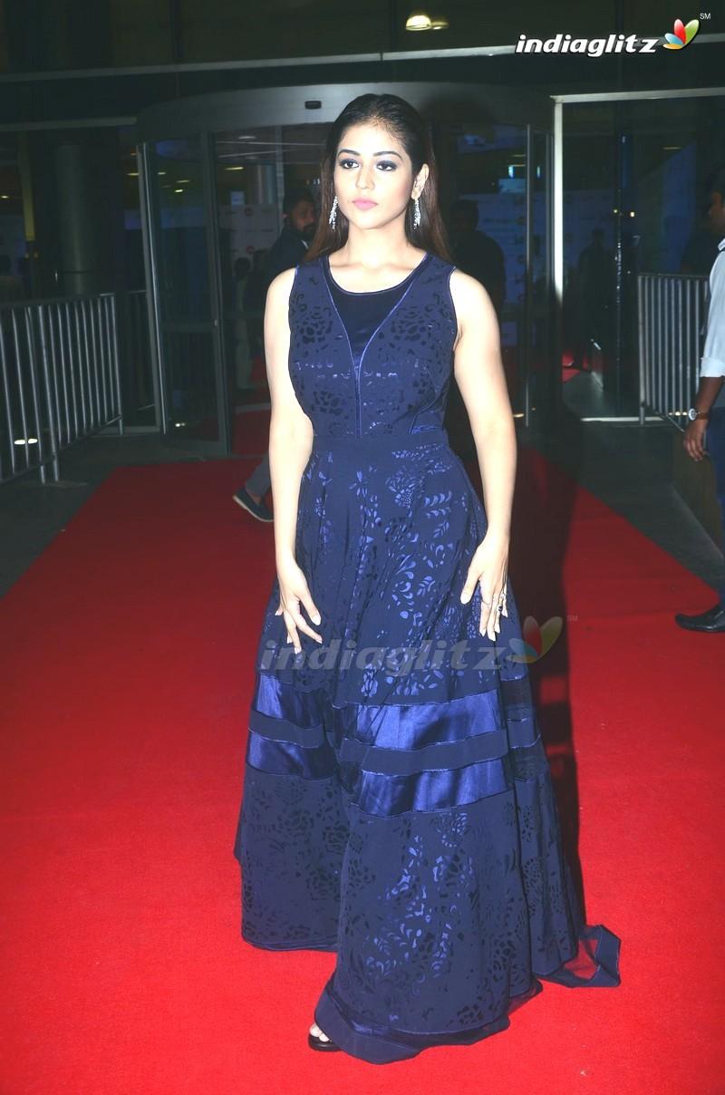Celebs @ 64th Filmfare Awards South 2017