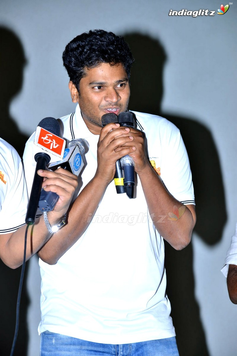 jayammu nischayammura team satyam theatre telugu