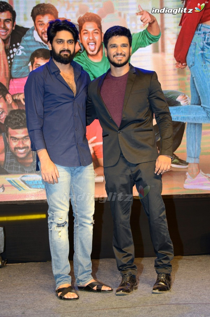 'Kirrak Party' Pre Release Event
