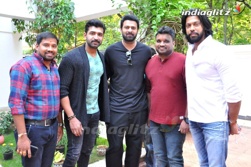 Prabhas Launches 'Crime 23' Trailer