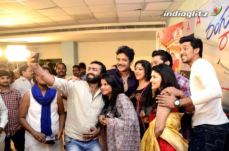 'Rangula Ratnam' Pre - Release Press Meet