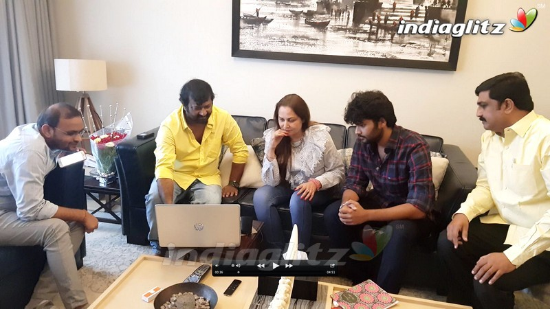 Ravi Teja, Krish Launch 'Prementha Panichese Narayana' Songs