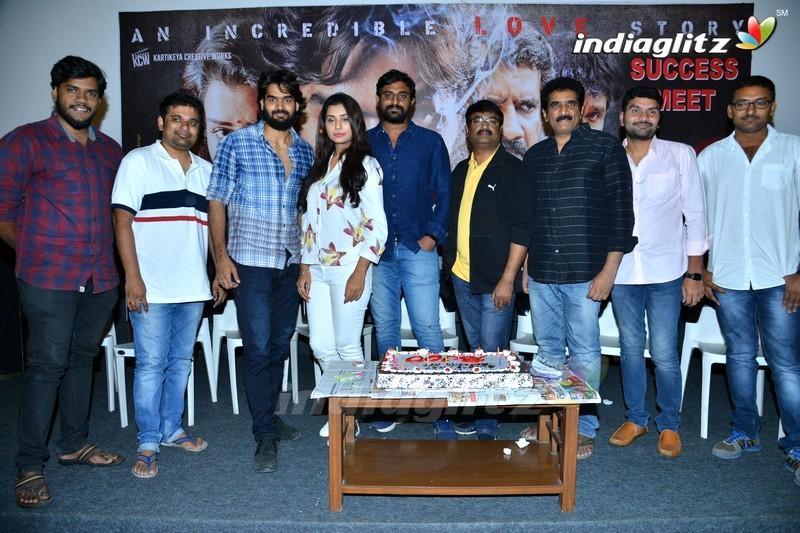 'RX 100' Success Meet