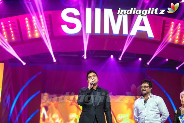 Celebs @ SIIMA Awards 2013 (Set 1)