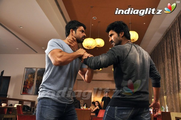 Aadi Pinisetty New Movie