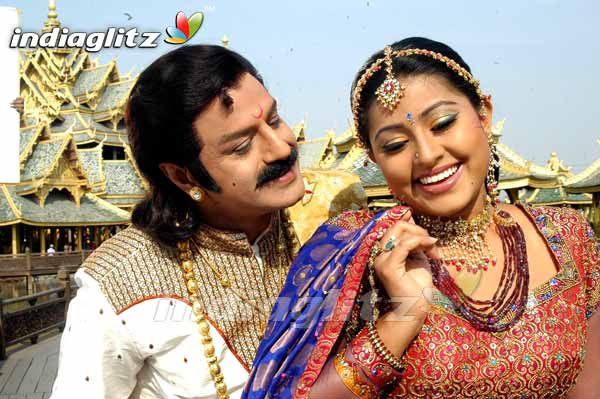 Pandurangadu - Full Length Telugu Movie - Bala Krishna - Tabu - Sneha