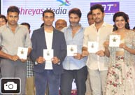 'A Aa' Audio Launch (Set-1)