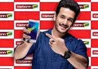 Akhil with Karbonn Smart Phone
