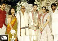 Akhil & Shriya Engagement Ceremony