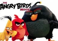 'The Angry Birds' Movie Review