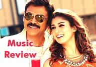 'Babu Bangaram' Music Review