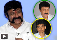 Balakrishna On Friendship With Chiranjeevi, Multistarrer, Mokshagna's Debut