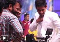 'Brahmotsavam' Vacchindi Kada Avakasam Song Making