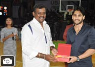 Naga Chaitanya Inaugurates UBA Pro Basketball League Season - 4