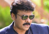 Chiru's 150th film's muhurat is out