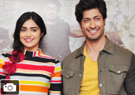 Adah Sharma & Vidyut Jamwal @ Commando-2 Event In Hyd