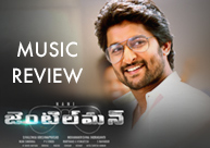 'Gentleman' Music Review