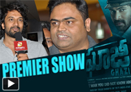 Celebs At 'Ghazi' Premiere Show