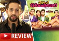 Watch 'Great Grand Masti' Review by Salil Acharya