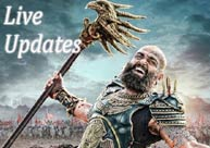 'Kaashmora' Review Live Updates