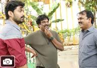Kalyan Ram-Puri Jagannadh Film Launched