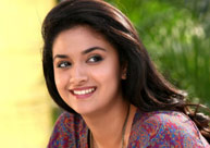 Keerthy Suresh on a roll!