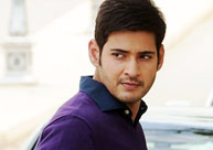 Mahesh Babu in a costly car chase sequence