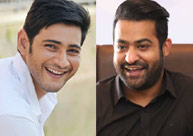 Mahesh, NTR shower panegyrics